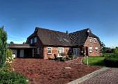 Ferienhaus am Jadebusen, Nordsee